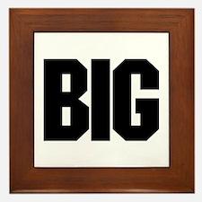 """""""BIG"""" Framed Tile"""