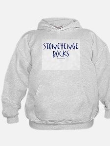 Stonehenge Rocks (Blue) - Hoodie