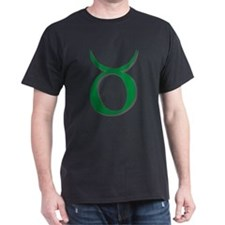 Taurus Black T-Shirt