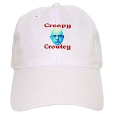 Creepy Crowley Baseball Cap