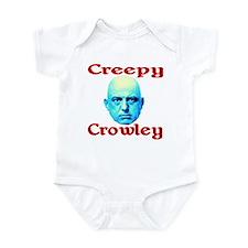 Creepy Crowley Infant Bodysuit