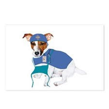 Jack Russell, Grey's Anatomy Postcards (Package of