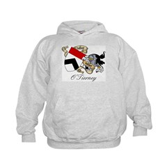 O Tierney Coat of Arms Hoodie