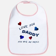 Love You, Daddy Bib