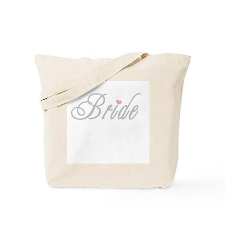 Classy Grays Bride Tote Bag