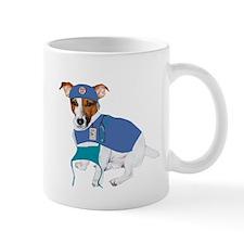 Jack Russell Scrubs Mug