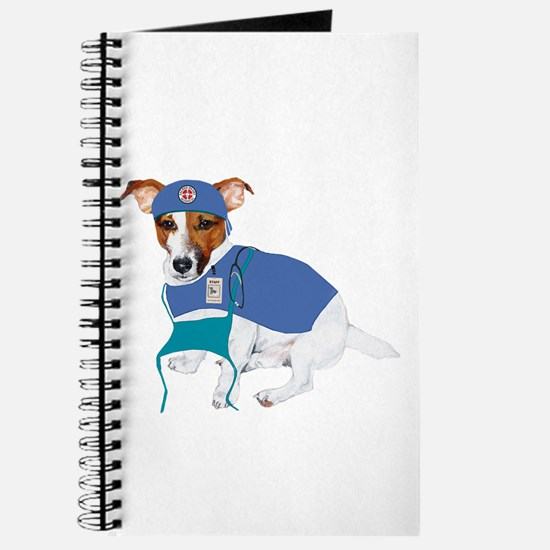 Jack Russell Scrubs Journal