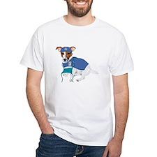 Jack Russell Scrubs Shirt