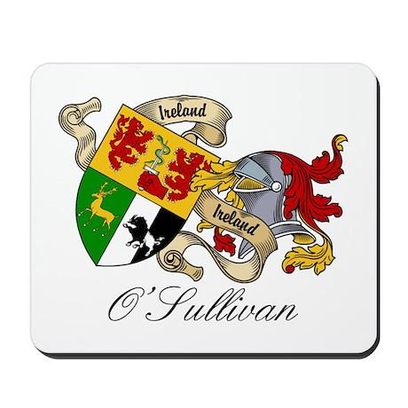 O Sullivan Coat of Arms Mousepad