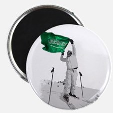 Cute Saudi arabia Magnet