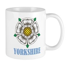 White Rose of York Mug