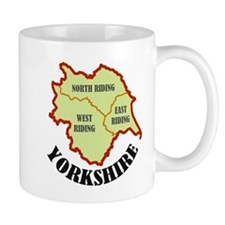 Yorkshire Ridings Mug