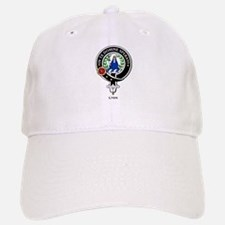 Lyon Clan Crest Badge Baseball Baseball Cap