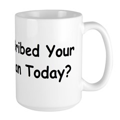Have you bribed your Congress Mug