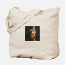Vlad Dracula Tote Bag