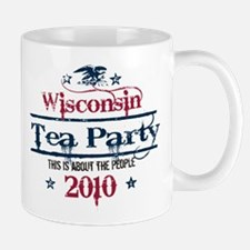 West Virginia Tea Party Mug
