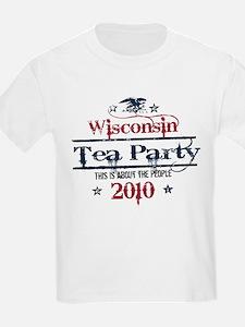 West Virginia Tea Party T-Shirt