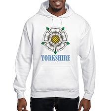 White Rose of York Hoodie