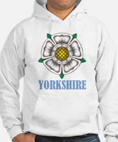 White Rose of York Hoodie Sweatshirt