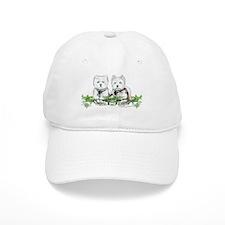 Sophie and Wesley Westie Wear!! Cap