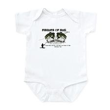 Jesus Fishers of Men Infant Bodysuit