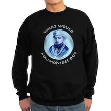 What Would Maimonides Do? Sweatshirt