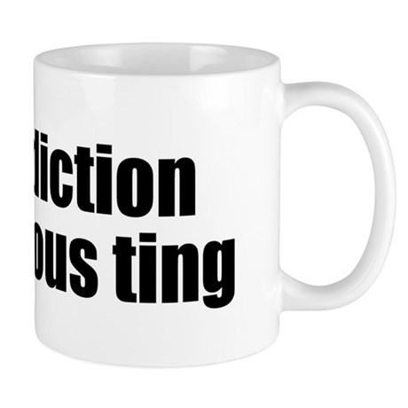 socAddiction Mug