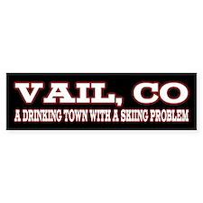 Vail Colorado Bumper Sticker