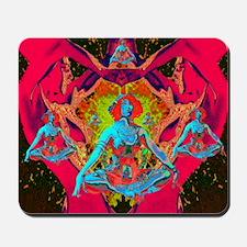 Kosmic Tea Time Mousepad