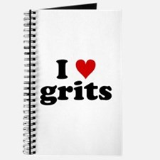 I Heart Grits Journal
