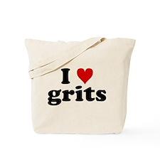I Heart Grits Tote Bag