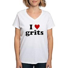 I Heart Grits Shirt