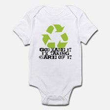 God Made It Infant Bodysuit