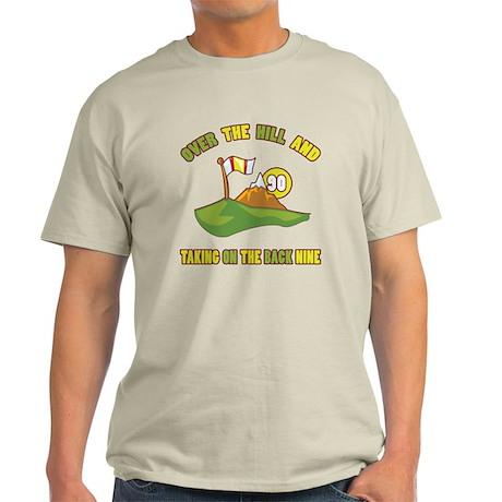 Golfing Humor For 90th Birthday Light T-Shirt