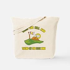 Golfing Humor For 90th Birthday Tote Bag