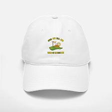 Golfing Humor For 90th Birthday Baseball Baseball Cap