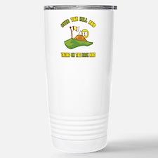 Golfing Humor For 80th Birthday Travel Mug