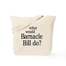 Barnacle Bill Tote Bag