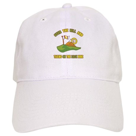 Golfing Humor For 70th Birthday Cap