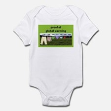 Cool Humorous Infant Bodysuit