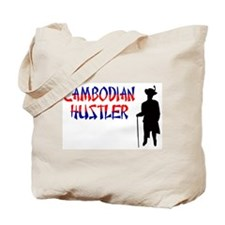 Cambodian Hustler Tote Bag