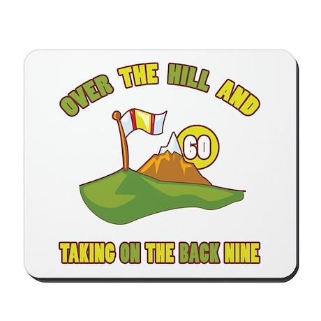 Golfing Humor For 60th Birthday Mousepad