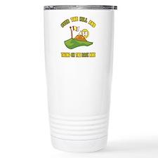 Golfing Humor For 50th Birthday Travel Mug