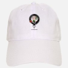 Livingston Clan Crest Badge Baseball Baseball Cap