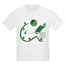 Four Rs Green Reader T-Shirt
