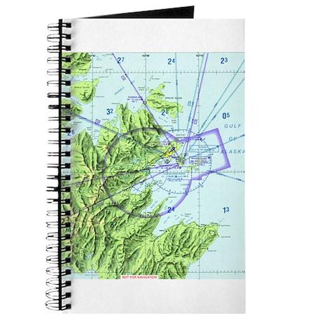 ADQ Airspace Chart Journal