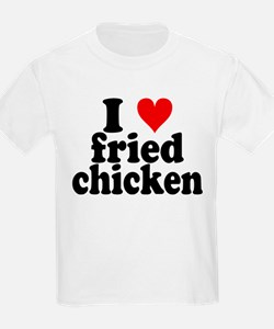 I Heart Fried Chicken T-Shirt
