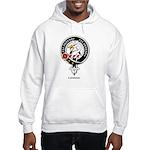 Lennox Clan Crest Badge Hooded Sweatshirt