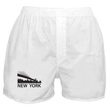New York Skyline Boxer Shorts