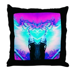 Veterans of the Psychic Wars Throw Pillow